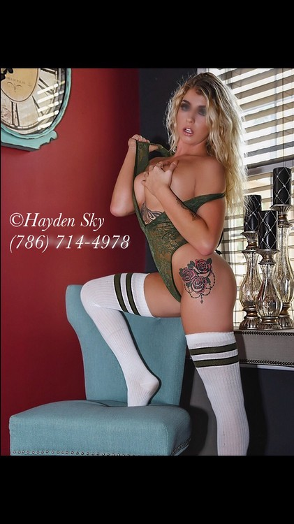 HaydenSky Profile, Escort in Boston, 7867144978