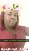 Felicia Profile, Escort in Chicago, +13058044175